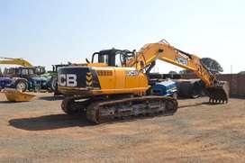 TATA & JCB 200 earth movers