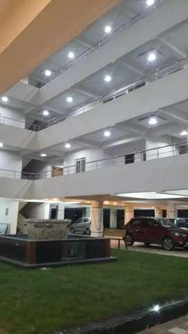 Municipal corporation area flats and exlent flats