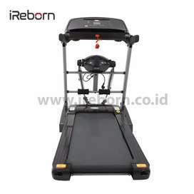 Treadmill Motorized Aires i8 Gratis Ongkir