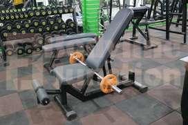 Gymline Complete new gym equipment setup manufacturer (UP) based.