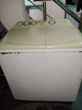 Lg 7kg washine machine