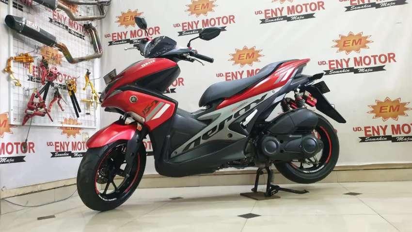 02. Yamaha AEROX 155 th 2018 bosku#Eny motor#