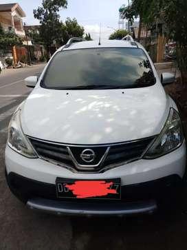 Take over Nissan Grand Livina X Gear