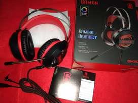 Headset Gaming Gamen GH1100