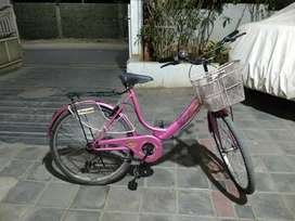 Miss India Cycle