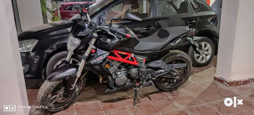 Benelli TNT 300 (Including a brand new BELL Qualifier Helmet) 0