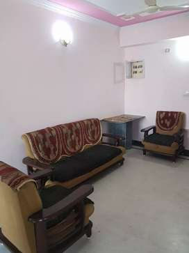 Vaishali 2 Bhk Fully Furnished Flat for Office , Residential Use