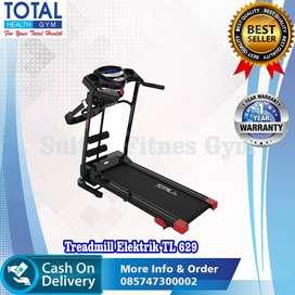 ALAT Fitness Treadmill Elektrik TL 629 | 1,5 HP