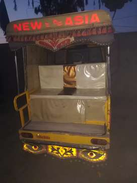 2019 New asia raksha Good condition Cng install tape speakr install