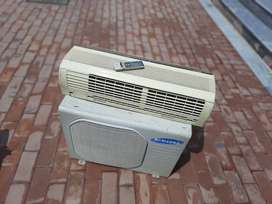 1 Ton Split AC (Heatup problem)
