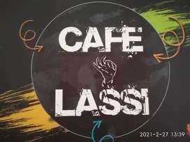Cafe Lassi coffee shop