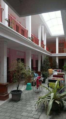 Kost 74 Kamar Area Kampus UMY Ada Rumah Induk di Tamantirto