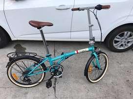 Sepeda Lipat Fingard Vintage Jual Santai