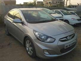 Hyundai Verna Fluidic 1.6 CRDi SX Opt, 2012, Diesel