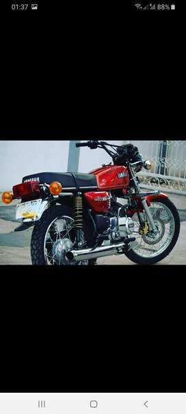 Rx 100 or Rx 135 5speed