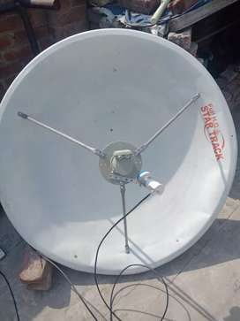 HD dish antenna network wholesale dealer Lahore 0300:6502770