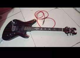 Gitar listrik schecter A7X