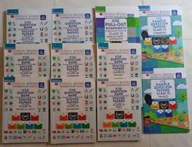 Rarely Used ICSE Class 10 Textbooks,Oswaal & Printed Notes(Total 33)