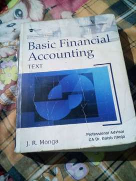 Bcom 1 year  accounting