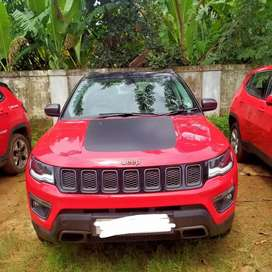 Jeep Compass Trailhawk 2019 Diesel 16000 Km Driven