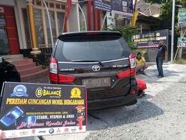 lindungi shock mobil dri kebocoran dini Hanya dgn psng PGM BALANCE