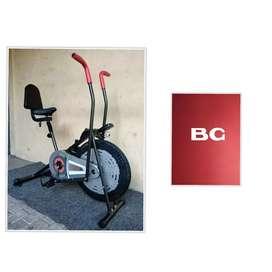 Sepeda Statis & Dinamis Ada Sandaran ( Jual Treadmill & Home Gym )