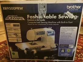 Imported Brother Project Runway XR9500PRW