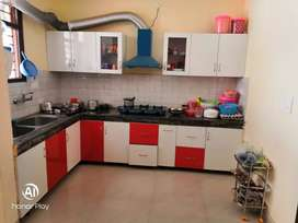 Independent flat only for girls I want share 1 room with 1,two girls