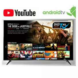LED TV smartTV Android TV merk TCL 32 inch model 32A3