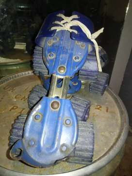 sepatu roda vintage seiko jepang ori utuh masi sangat kokoh