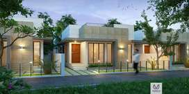 low budget high quality villa for sale