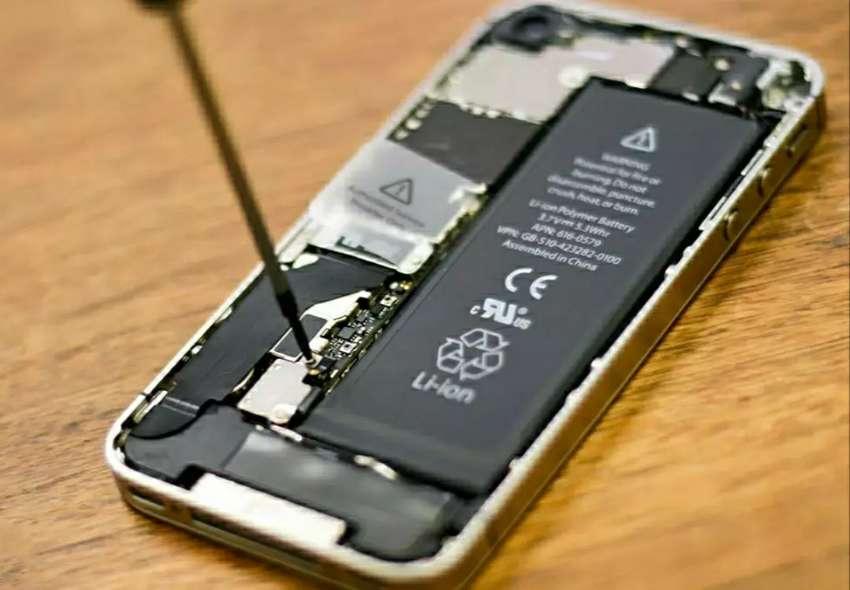 Baterai Original iPhone 5c Garansi 1 Bulan Rusak Gratis Ganti Baru.. 0