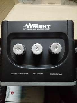 Wright Audio interface