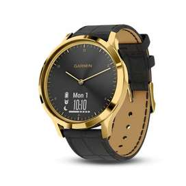 Garmin VIVOMOVE HR Premium - Gold Black