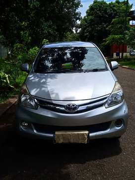 Dijual Toyota Avanza 2012 Type E upgrade G
