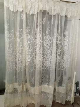Different curtains for sale also other items