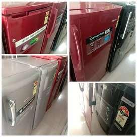 5  year warranty LG 190 liter single door fridge with delivery