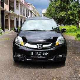 HONDA MOBILIO E 1.5 2014 / Pajak Jalan / KM 30rban / MT Manual / Hitam