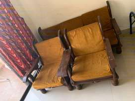 Old 5 seater sofa
