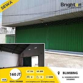 Gudang Malang   Warehouse FOR LEASE INDONESIA   Gudang di BLIMBING