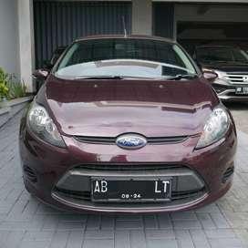 Ford Fiesta Trend AT 2011 maron, bs kredit