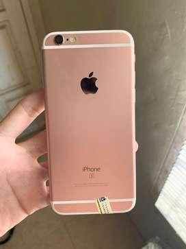 Jual Cepat iPhone 6s 64Gb noken