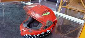 Axxis Helmet (5 months Used )
