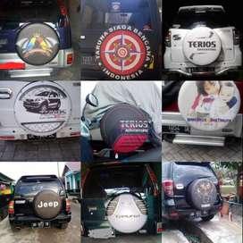 Honda CRV/Rush/Terios/Panther/Cover/Sarung Ban Tawaqal TERPERCAYA dari