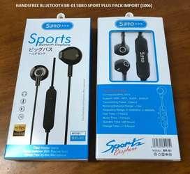 Headset bluetooth Sport murah