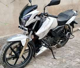 Apache RTR 180 ABS double disc