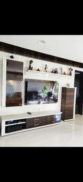 Lavishly furnished sea view 3bhk apartment  for sale at Calangute