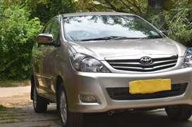 Toyota  Innova V IDV* 8LAKH*7 seater