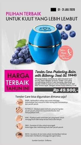 TERLARIS!! Tender Care Oriflame Bilberry
