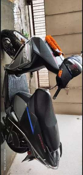 Tvs ntorq 125cc sale